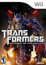 Transformers: Revenge of the Fallen  (Wii, 2009) New