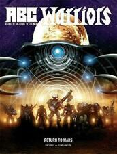 NEW A.B.C. Warriors: Return to Mars by Clint Langley Free Shipping