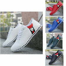 FEW Fashion England Men's Breathable Recreational Athletic Sneakers Casual Shoes