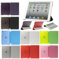 New Slim Leather Case Cover Smart Stand Magnetic For Apple iPad Air 2 4 5 3 Mini
