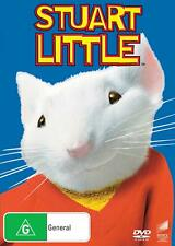 Stuart Little | Big Face - DVD Region 4 Brand New Free Shipping