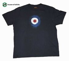 Ben Sherman T-Shirt Logo Dark Navy Gr.XL