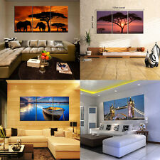 Large Unframed HD Canvas Print Oil Painting Wall Art Picture Split Poster40*60cm