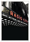 Dave Matthews and Tim Reynolds - Live at Radio City Music Hall DVD BRAND NEW