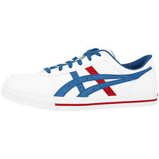 ASICS ONITSUKA TIGER AARON SCHUHE SNEAKER WHITE BLUE D4T1Y-0144 MEXICO 66