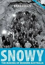 NEW Snowy by Brad Collis Paperback Book Free Shipping