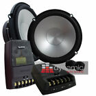 "Infinity REFERENCE 6030CS 6.5"" Car Audio Component Speakers 2-Way 180W New"