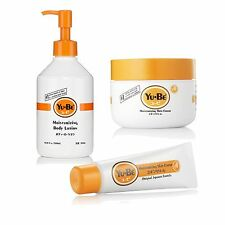 YU-BE Moisturising Skin Cream and Body Lotion for Dry Skin Non Greasy