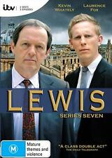 Lewis : Series 7 - DVD Region 4 Brand New Free Shipping