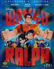 Wreck-It Ralph (Blu-ray/DVD, 2013, 2-Disc Set) WALT DISNEY - DISCOUNTED
