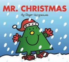 NEW Mr. Christmas by Roger Hargreaves Paperback Book (English) Free Shipping