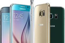 Samsung Galaxy S6 Edge 32GB White Pearl, Black Sapphire, Green