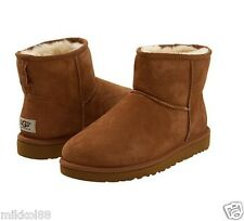 UGG Australia Women's Classic Mini Boots in Chestnut 5854 NEW Sz 5-11