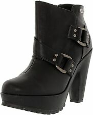 Blowfish Women's Verena Ankle-High Synthetic Boot