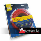 JL AUDIO XD-ACS60 Power Sub Amplifier Installation Kit 60 A 2-Ch. Amp Wire New
