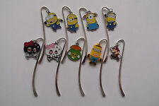 Cartoon TV/Film Character Enamel Charm Bookmarks Party Bag Fillers