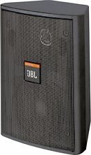 JBL Control 23 (Single) Compact , Indoor / Outdoor Speakers (Black)