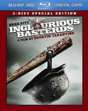 Inglourious Basterds (Blu-ray Disc, 2009, 2-Disc Set, Special Edition;...  NEW