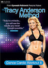 The Tracy Anderson Method - Dance Cardio Workout II - DVD - Brand New & Sealed