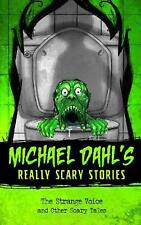 NEW Strange Voice by Michael S. Dahl Paperback Book (English) Free Shipping