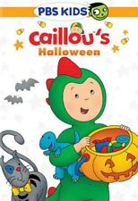 CAILLOU: CAILLOU'S HALLOWEEN - USED - LIKE NEW DVD