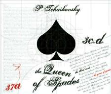 P. TCHAIKOVSKY: THE QUEEN OF SPADES - USED - LIKE NEW CD
