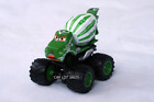 Disney Store CARS TOON LOOSE PADDY O'CONCRETE PLASTIC MONSTER TRUCK MATER CEMENT