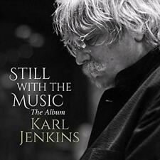 Still With the Music - the Album - Jenkins,Karl New & Sealed CD-JEWEL CASE Free