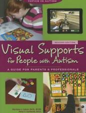 NEW Visual Supports for People With Autism by Marlene Cohen Paperback Book (Engl