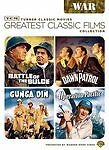 TCM Greatest Classic Films Collection: War (DVD, 2010, 2-Disc Set)