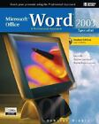 Microsoft Office Word 2003: A Professional Approach, Specialist Student Edition