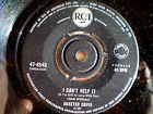 """SKEETER DAVIS-I CAN'T HELP IT/YOU TAUGHT ME EVERYTHING THAT I KNOW-45 RPM 7"""""""