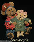 Boyds Bears Clarion Bear Festival Exclusive~Grant & Clari~Home in the Heartland