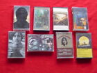 JACKSON BROWNE lot of 8 classic melodic pop rock music cassettes