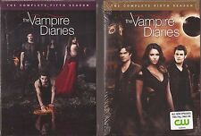 The Vampire Diaries: Season 5 & 6 - DVD TV Show Fifth Sixth BRAND NEW