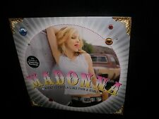 MADONNA  What It Feels Like for a Girl   2 LP   US Edition  Vinyl Records SEALED