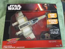 Brand New Star Wars Remote Control X-Wing Starfighter Air Hogs ~ FreE ShiPPiNG ~
