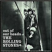 Out of Our Heads [UK] [Remaster] by The Rolling Stones (CD, Aug-2002, ABKCO...