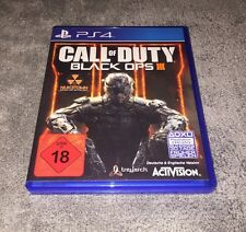 Call of duty black ops III Sony PlayStation 4 ps4 juego Game