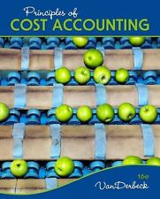Principles of Cost Accounting by Edward J. Vanderbeck (2012, Hardcover)
