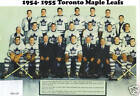 1954-55 BROWSE HERE FOR TORONTO MAPLE LEAFS TEAM PHOTO