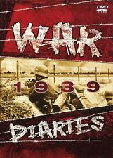 War Diaries The 1939 - DVD Region 4 Brand New Free Shipping