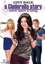 A Cinderella Story: Once Upon a Song (DVD, 2011)