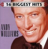 Williams,Andy - 16 Biggest Hits [CD New]