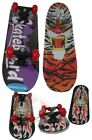 "New Funky And Stylish Designs Skateboard Freewheeling Fun! 28""And 23"""
