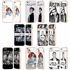 OFFICIAL JUSTIN BIEBER KEY ART GOLD BUMPER SLIDER CASE FOR APPLE iPHONE PHONES