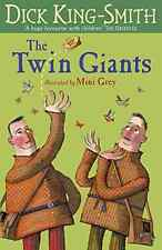 The Twin Giants, King-Smith, Dick, Good Condition Book, ISBN 9781406354379