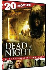 Dead of Night: 20 Movies (DVD, 2013, 4-Disc Set) * NEW *