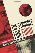 NEW - The Struggle for Form: Perspectives on Polish Avant-Garde Film 1916--1989,