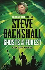 NEW - Ghosts of the Forest: The Falcon Chronicles 2, Backshall, Steve - Paperbac
